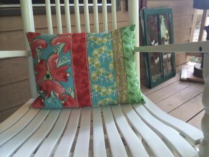 Mom's third pillow