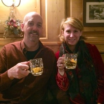 New year's cheers!