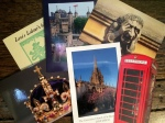 Postcards from our trip
