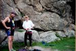 Taking me climbing, 1994