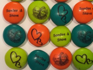 M&Ms, personalized!