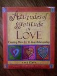 Attitudes of Gratitude in Love