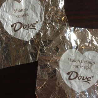 Dove sunny romance