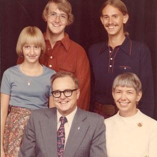 Liz, Steve, Fred, Judy, John