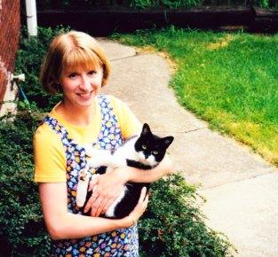Roscoe kitty!