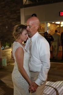 Last dance of the evening