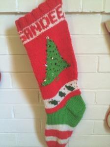 Sandee stocking