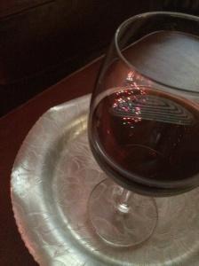 wine with tree