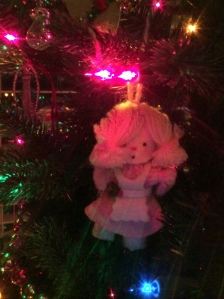 Ornament from childhood