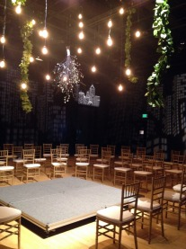 Taubman ceremony space